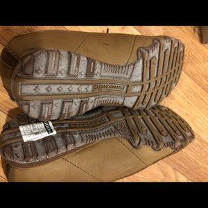 Sketchers Brown Sneakers